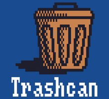Amiga Trashcan Icon