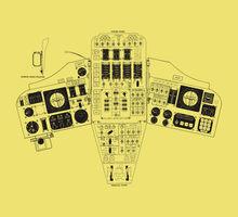 Apolla LEM Control Panel