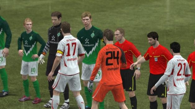 Pre match action