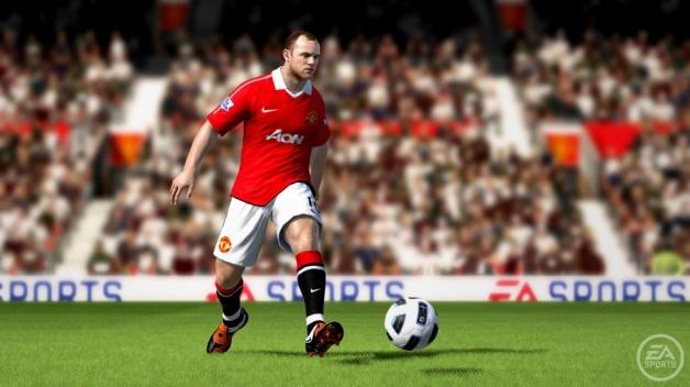 Wayne Rooney in FIFA 11