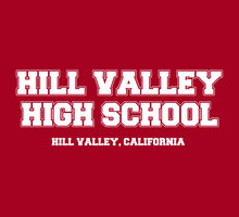 Hill Valley High - Dark (Back To The Future)