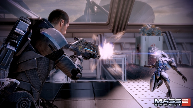 TGIGreeny.com Game of the Year 2010 - Mass Effect 2