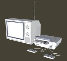 NES + TV