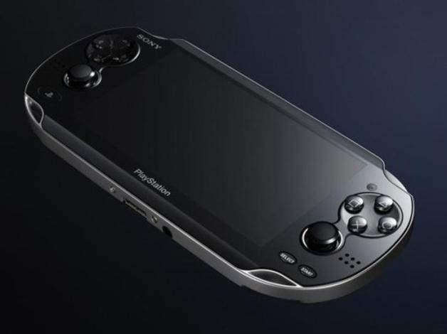 The PSP2 - or NGP as we're supposed to call it