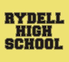 Rydell High - Light (Grease)