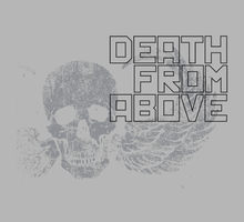 Death From Above (With Skull)