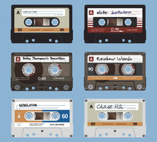 Tapes (Tidy)