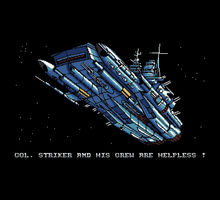 Turrican Ship