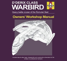 Romulan Warbird (Star Trek)