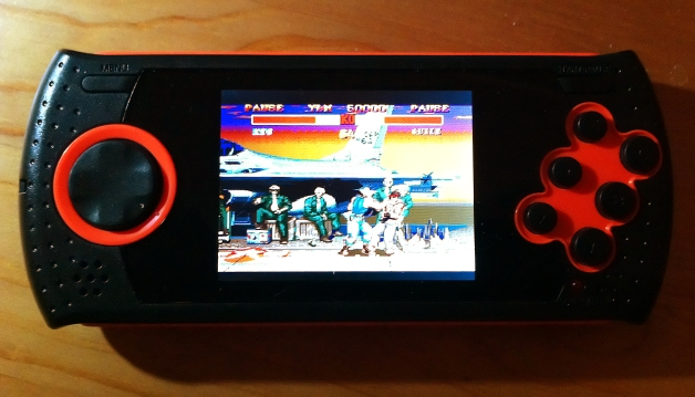 Blaze Sega Mega Drive Arcade Ultimate Portable - not the snappiest name