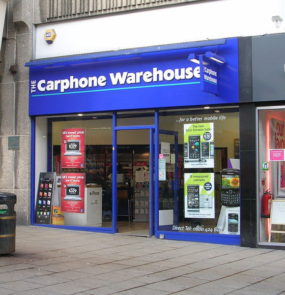 A Carphone Warehouse branch - not the one in question, though (Image by Betty Longbottom)