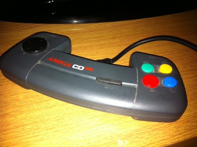 The controller is a beast, and a shoddily made beast at that